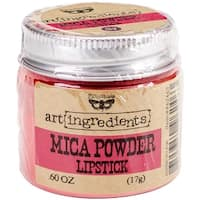 Finnabair Art Ingredients Mica Powder .6oz-Lipstick