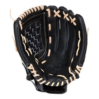 Rawlings RSS130C-6/0 RSB Series Baseball Glove, Black, 13""