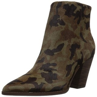 Lucky Brand Womens Adalan2 Pointed Toe Ankle Fashion Boots