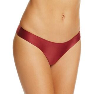 ViX Womens Low-Rise Solid Swim Bottom Separates