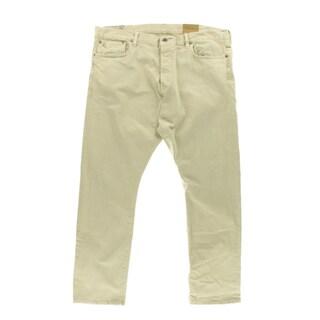 Polo Ralph Lauren Mens Varick Straight Leg Jeans Denim Slim-Straight - 42/32