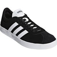 adidas Men's Vl Court 2.0 Trainer Core Black/FTWR White/FTWR White