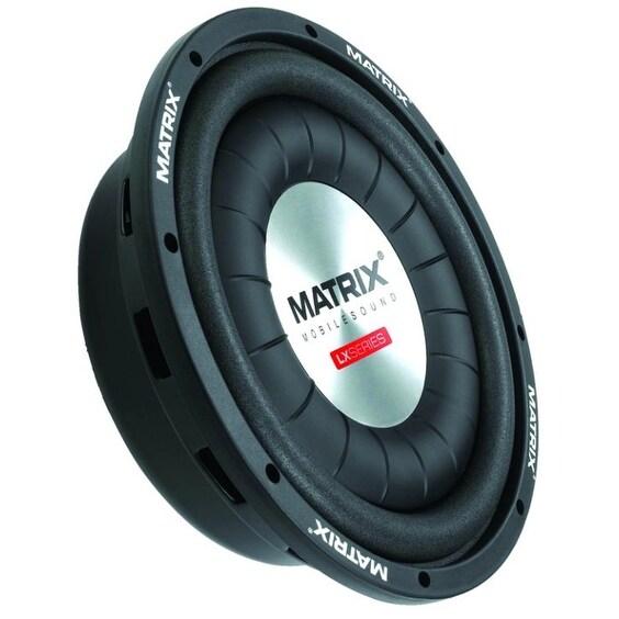Matrix 1000 watt 12 in subwoofer