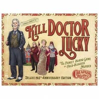 Cheapass Games CAG230 Kill Doctor Lucky-Anniversary Edition