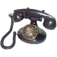Paramount PMT-ALEXIS-BK Alexis 1922 Decorator Phone Black