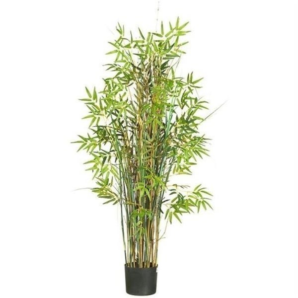 Nearly Natural 6569 5 ft. Bamboo Grass Silk Plant