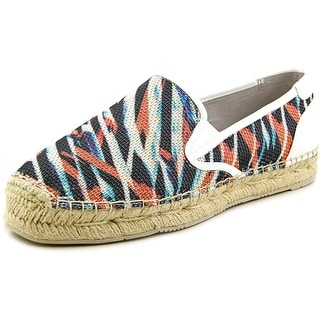 Dolce Vita Coy Round Toe Synthetic Espadrille