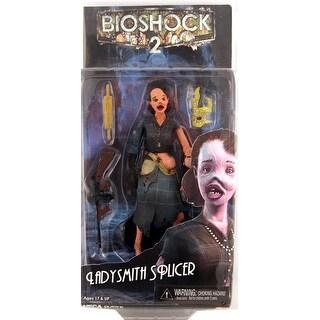 "Bioshock 7"" Action Figure Series 2 Ladysmith Splicer - multi"
