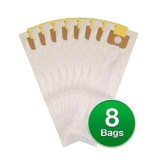 Replacement Vacuum Bag for Oreck LWPK60H / 714 (8 Per Pack) Replacement Vacuum Bag