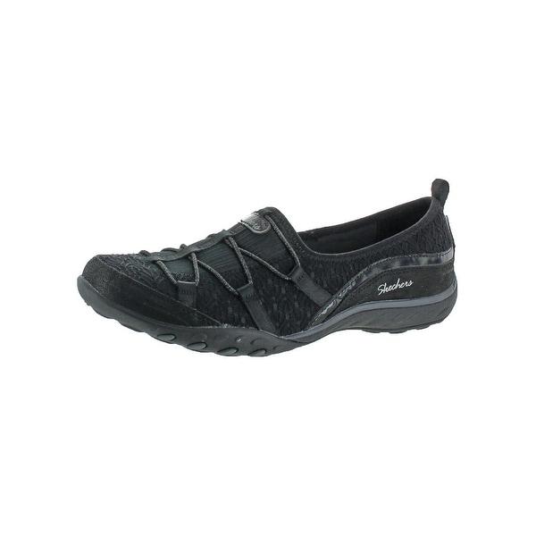 Skechers Womens Breather Easy My Muse Walking Shoes Memory Foam Casual