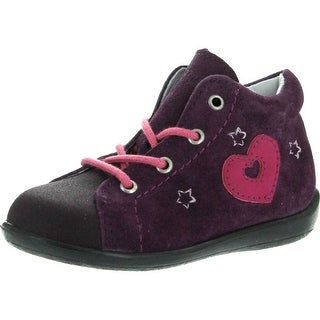 Ricosta Girls Andy European Fashion First Walker Booties