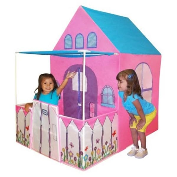 nice Little Tikes Victorian Cottage Part - 8: Little Tikes On-the-Go Victorian Cottage Playhouse with Carrying
