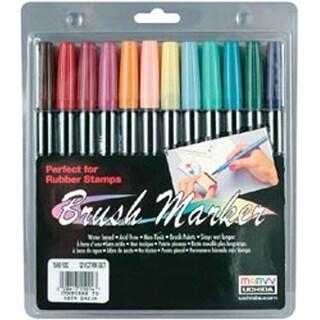 Victorian - Brush Markers 12/Pkg