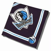 Dallas Mavericks Dog Bandana - Small