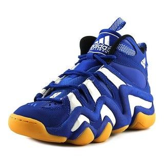 Adidas Crazy 8 J Round Toe Leather Basketball Shoe