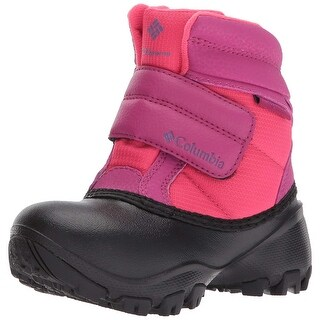 Columbia Kids' Childrens Rope Tow Kruser Snow Boot