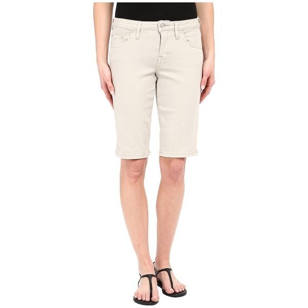 Jag Jeans Stone Womens Willa Bermuda Twill Shorts