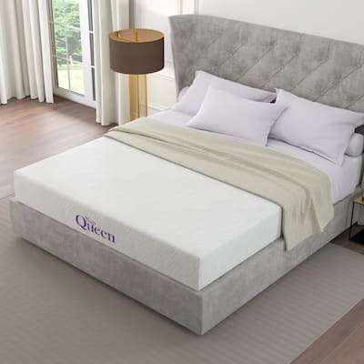 "Nap Queen Elizabeth 8"" Gel Memory Foam Mattress"