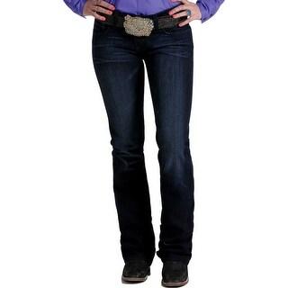 Cruel Girl Western Denim Jeans Womens Abby Slim Stretch CB46054071