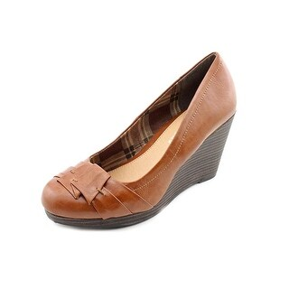 CL By Laundry Impassioned Open Toe Synthetic Wedge Heel