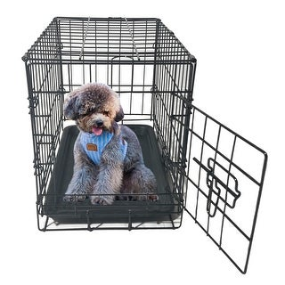 Link to Pet Kennel Cat Folding Steel Pens Animal Playpen Metal Cage House Similar Items in Dog Houses & Pens
