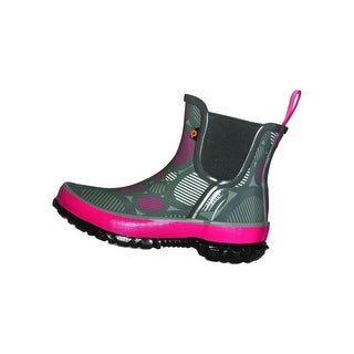 Bogs Outdoor Boots Girls Amanda Multidot Slip On WP Insulation