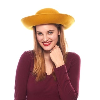 Charismatic Lady Stylish Wool Hat