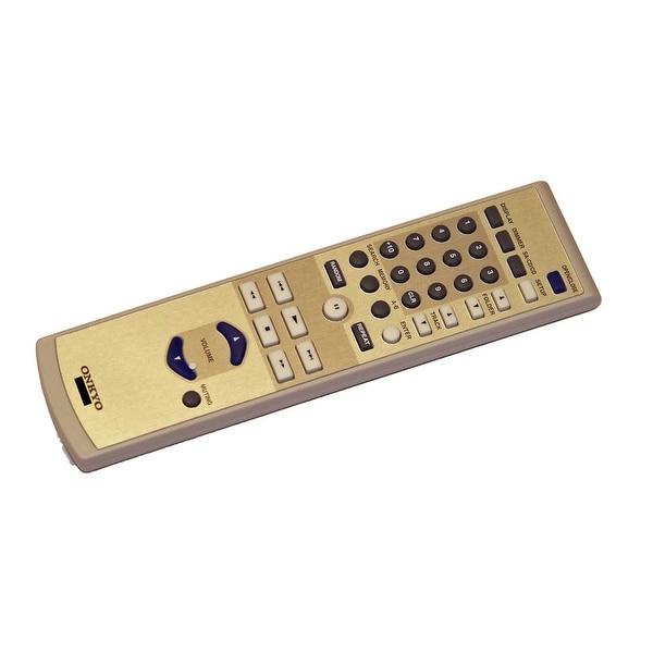 OEM Onkyo Remote Control Originally Shipped With: C-S5VL, CS5VL