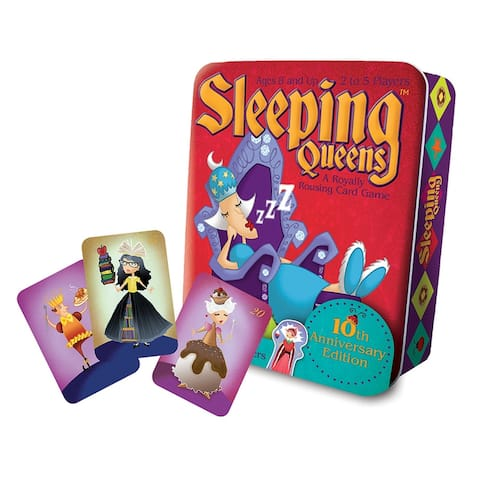 Sleeping Queens Anniversary Edition Card Game - Multi