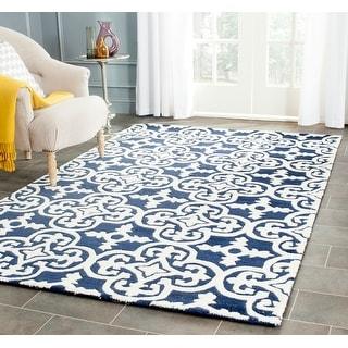 Link to SAFAVIEH Handmade Chatham Ura Modern Moroccan Wool Rug Similar Items in Recessed Lights