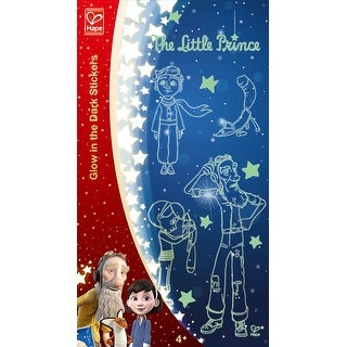 The Little Prince Glow in The Dark Wall Stickers