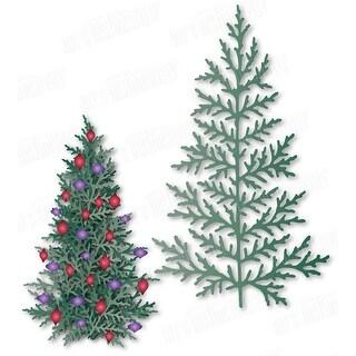 "Dee's Distinctively Dies-Christmas Tree Base 3.22""X5.5"""