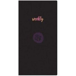 Weekly W/White Paper - Prima Traveler's Journal Notebook Refill 32 Sheets