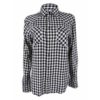 Polo Ralph Lauren Women's Plaid Shirt - 8