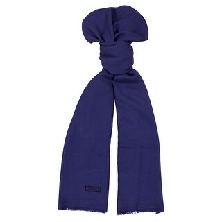 Moschino MOPSM0001 Solid Scarf - 26-72 (3 options available)