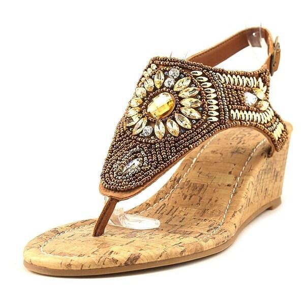 Dolce by Mojo Moxy Faraji Cognac Sandals