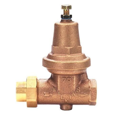 Zurn 1-70XLC Wilkins Pressure Reducing Valve, 300 psi