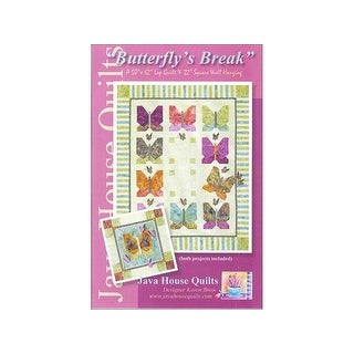 Java House Quilts Butterfly's Break Ptrn