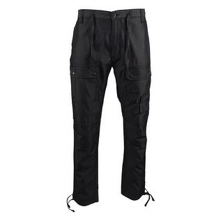 Sean John Men's Flight Pants Black Size 56B