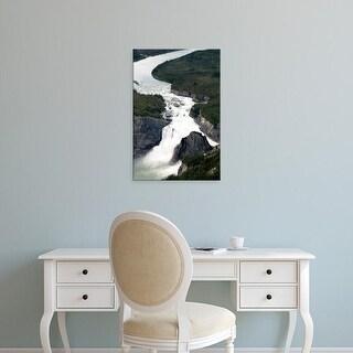 Easy Art Prints Michael DeFreitas's 'Virginia Falls' Premium Canvas Art