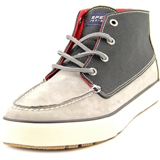 Sperry Top Sider Bahama Lug Chukka Men Round Toe Synthetic Sneakers