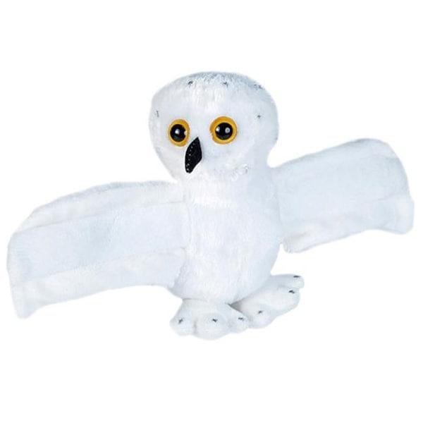 Shop Wild Republic Wr21434 Snow Owl Hugger Stuffed Animal Free