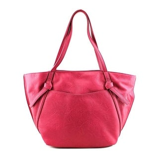 Danielle Nicole Raleigh Tote Women Leather Tote - Red