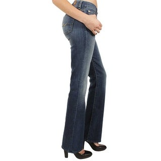 7 For All Mankind Kimmie Bootcut Jeans in Les Halles Sky