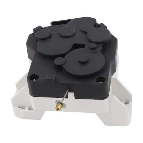 AC 220-240V 4W Drain Motor Tractor Retractor for Sharp Washing Machine