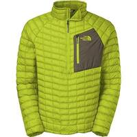 The North Face Men's Thermoball Pullover Venom Yellow