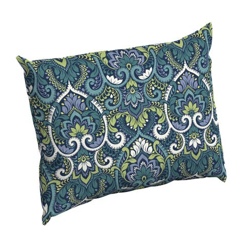 Arden Selections Outdoor 17 x 23 in. Pillow Back - 17 in L x 23 in W x 5 in H