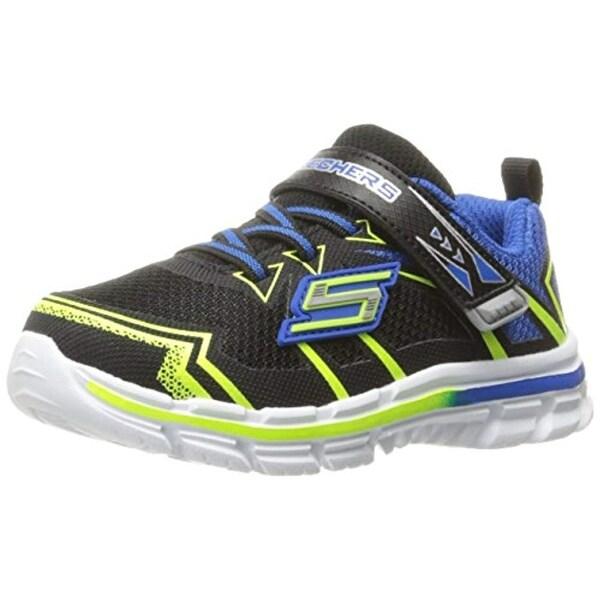 5f669e7da178 Shop Skechers Kids Boys  Nitrate-95358N Sneaker
