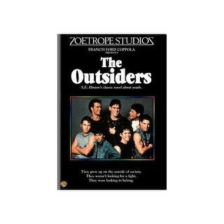 OUTSIDERS (DVD/P&S/WS/ENG-FR SUB/NEW PKG)