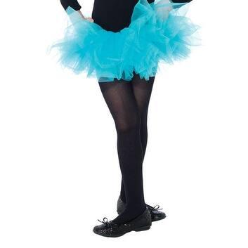 Organza Tutu Petticoat Child Costume Accessory - Standard - One Size